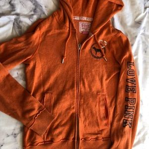 Vintage Syracuse University rhinestone sweatshirt